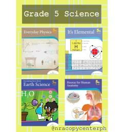 Grade 5 Activity Worksheet in Science   Shopee Philippines [ 1024 x 1024 Pixel ]