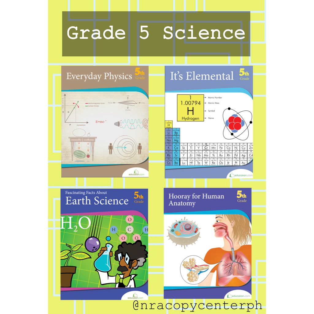 hight resolution of Grade 5 Activity Worksheet in Science   Shopee Philippines