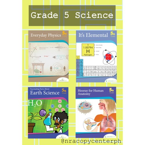 small resolution of Grade 5 Activity Worksheet in Science   Shopee Philippines