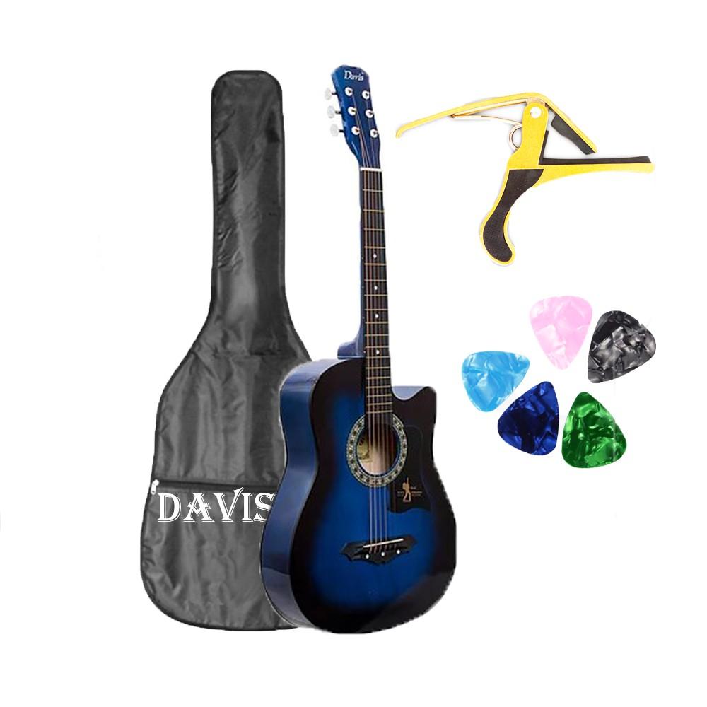 davis jg 38 acoustic