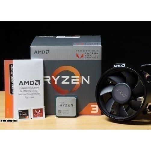 AMD Ryzen 3 2200G VEGA Graphics AM4 W/Wraith Stealth CooleR   Shopee Philippines