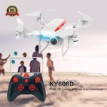 Best Price Ky606d Drone Aerial Photography Hd 0 3mp Four Axis Aircraft Long Time Flight Storage Bag Package Hover Rc Helicopter Shopee Philippines