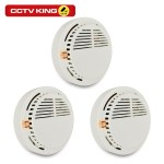 Smoke Detector Fire Alarm Indoor Security System 9v Wireless Smoke Detector Battery Operated Smoke Shopee Philippines