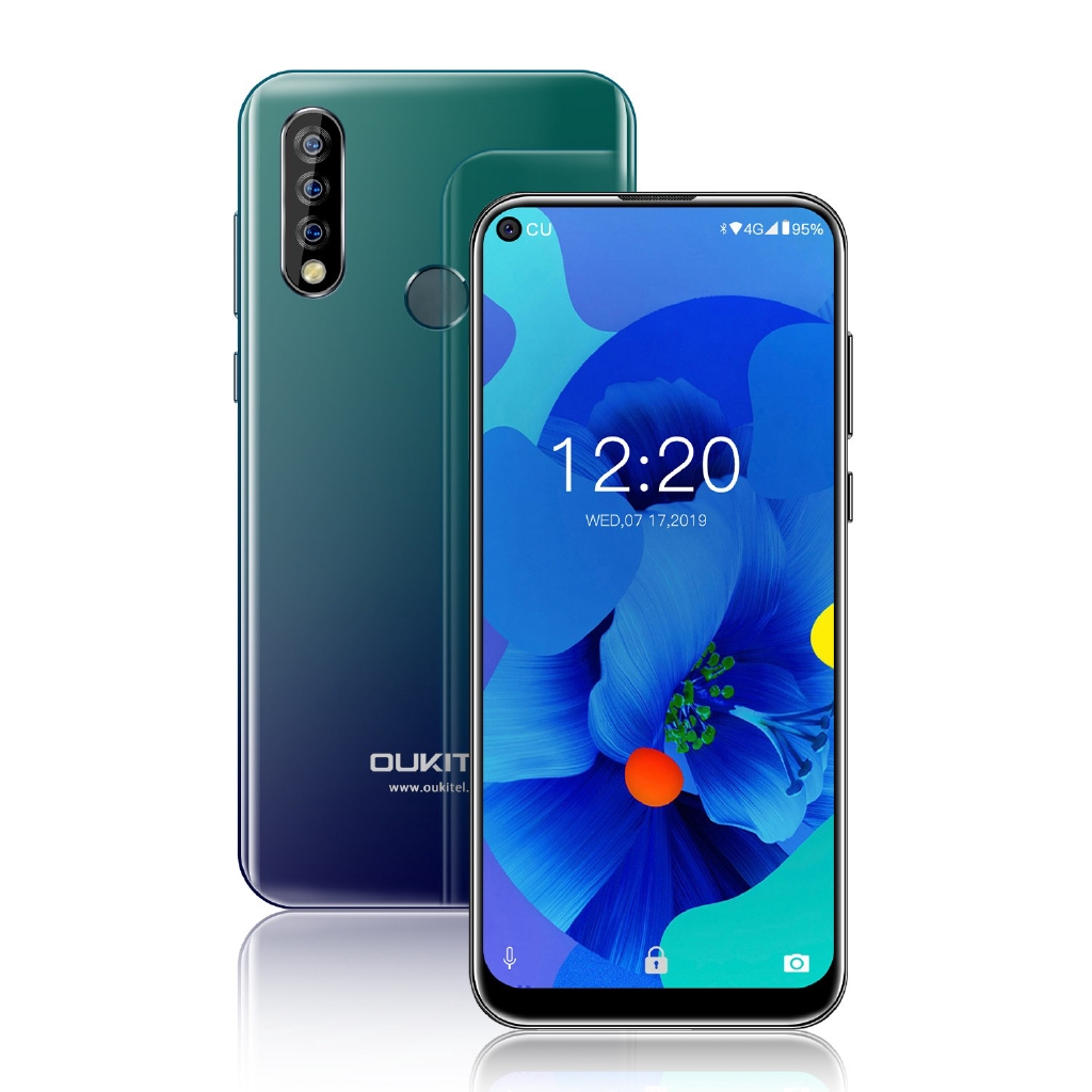 Oukitel C17 PRO Mobile Phone 6.35 Inch MTK6763 Octa-Core with 4GB RAM 64GB ROM Smartphone Global Version   Shopee Philippines
