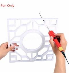 electric styrofoam foam cutter 10cm hot wire styro f shopee philippines [ 1024 x 1024 Pixel ]