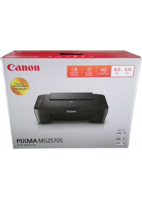 Driver Canon Pixma Mg2570s : driver, canon, pixma, mg2570s, Canon, PIXMA, MG2570S, COLOUR, ALL-IN-ONE, INKJET, Shopee, Philippines