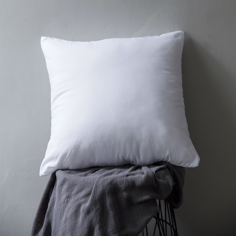 pillow core 45x45cm white square cushion pillow inner pad insert pillow filling cotton padded
