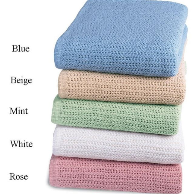 Thermal Blanket 100% cotton (queen size) high quality ...