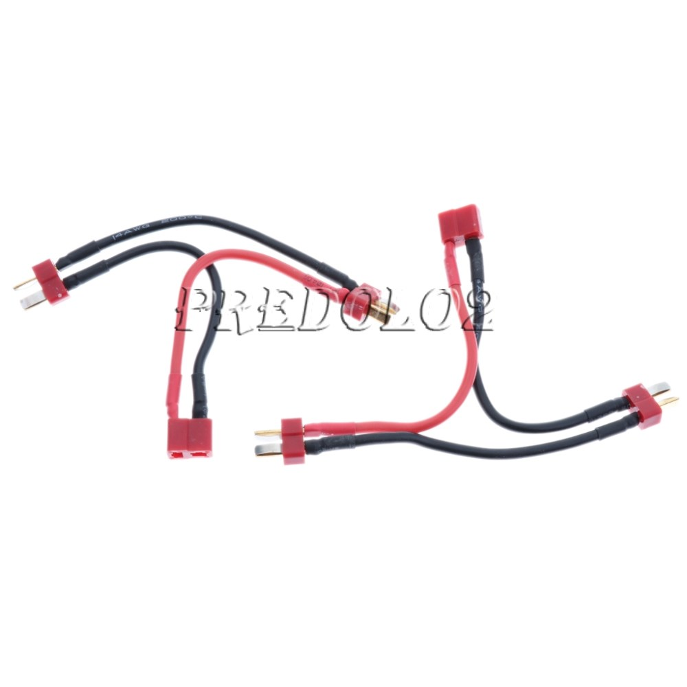 medium resolution of deans t plug male to tamiya female 14awg battery converting wire adapter shopee singapore