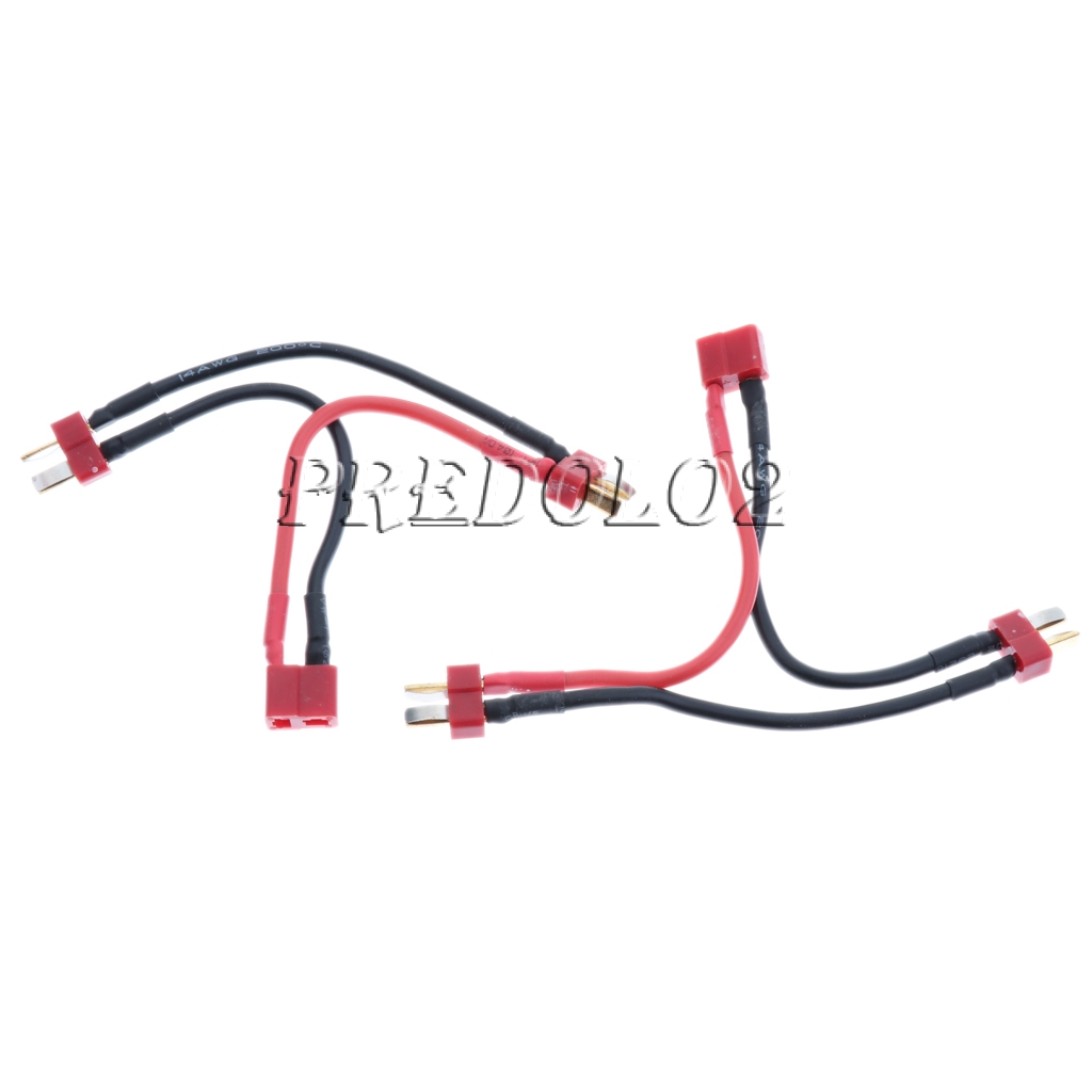 hight resolution of deans t plug male to tamiya female 14awg battery converting wire adapter shopee singapore