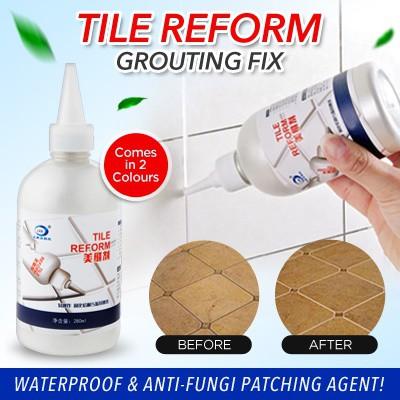sg seller 2020 ultimate grout cleaner tile reform best grout cleaner for tile grout cleaning stain removal 280ml