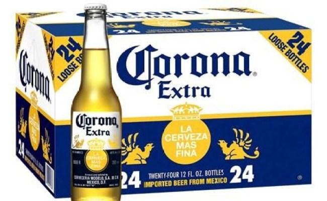 Corona Extra Beer Pint 24 X 330ml Shopee Singapore
