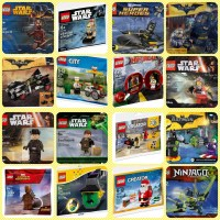 [SALE][xRebirthed] LEGO Polybags - 30160 30294 30303 30478 ...