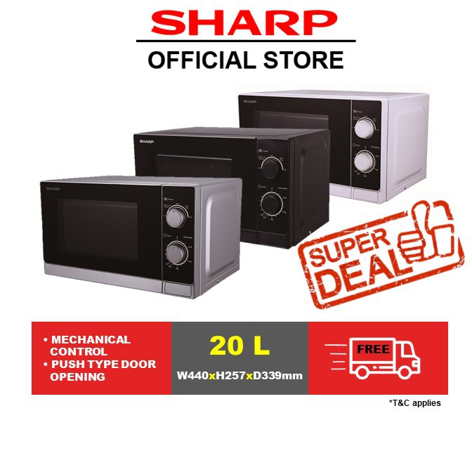 sharp solo microwave oven r 20a0 best buy avail in mid may