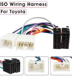 non destructive mazda car cd radio audio cord iso plug lossless wiring harness shopee singapore [ 1024 x 1024 Pixel ]