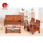 Traditional Minimalist Chinese Style Solid Wood Sofa Free Delivery And Installation Ready Stock Shopee Singapore