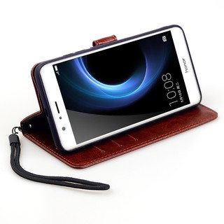 Huawei glory V8 mobile phone case Huawei KNT-AL10 clamshell protective leather case honor V8 anti-fall 5.7 inch silicone | Shopee Singapore