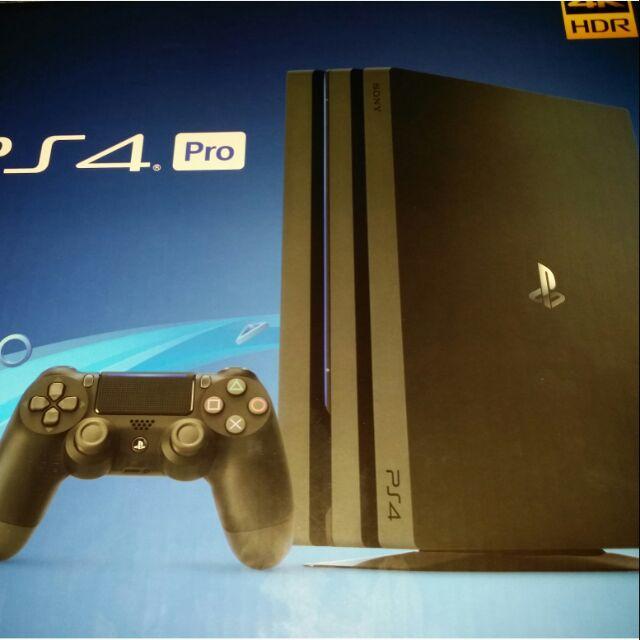 PS4 PRO 7218型 1TB 系統7.5 未註冊保固 2019年1月制造 售7653元 面交在中和復興路253號   蝦皮購物