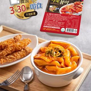 韓國水協-原裝進口魚板辣炒年糕 冷凍微波及食 300g | 蝦皮購物