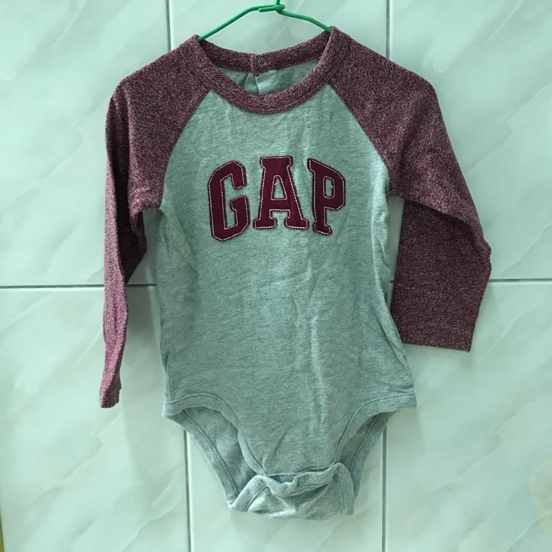 二手8成新GAP嬰兒包屁衣 | 蝦皮購物
