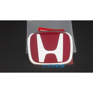大禾自動車 原廠 HONDA 本田 CRV 5代 / FK8 水箱罩標誌 紅標 紅H 車標 廠徽 LOGO MARK | 蝦皮購物