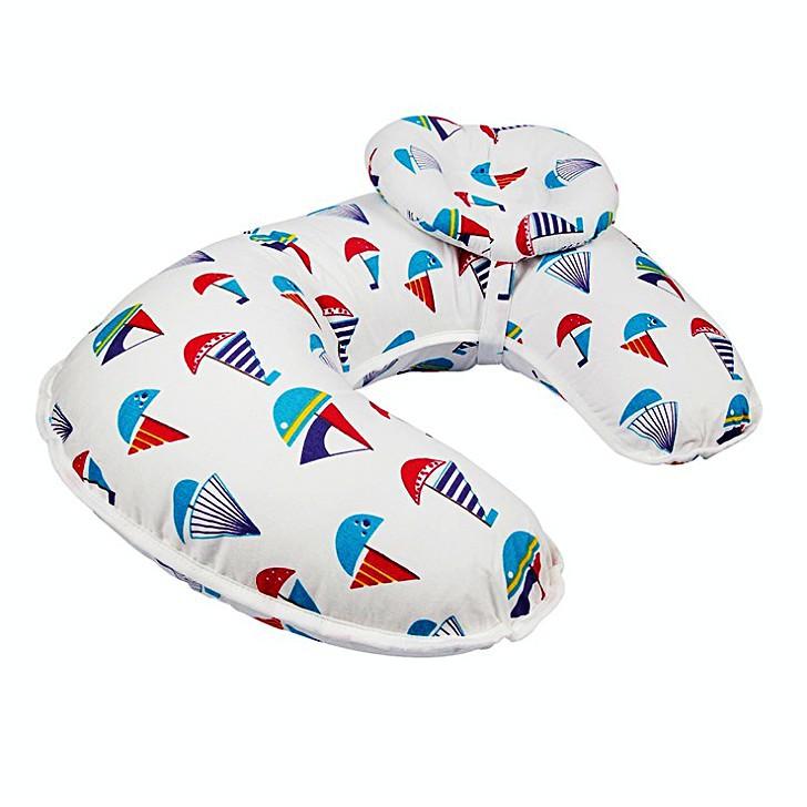 【現貨】INS爆款 嬰兒哺乳枕 孕婦 媽媽 哺乳枕頭 u型多功能 餵奶枕 學坐枕 側睡枕 | 蝦皮購物