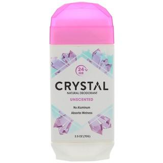 ⭐現貨免等⭐Crystal Body Deodorant 止汗 止汗石 礦鹽消臭石 消臭石 體香棒 40g、120g | 蝦皮購物