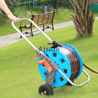 高壓洗車水槍水管收納架纏繞管子卷管器花園盤管繞管大號收納   蝦皮購物