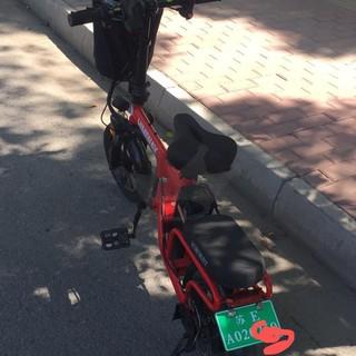 折疊電動自行車 嗨米HIMIWAY折疊電動車電動自行車新國標代駕鋰電池助力自行車   蝦皮購物