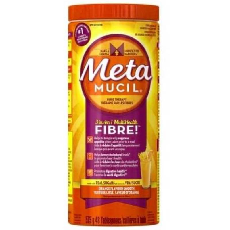 [陳·陳代購CHEN2] MetaMucil Fibre 100%純天然膳食纖維粉 | 蝦皮購物