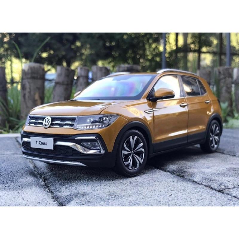 【E.M.C】1:18 1/18 原廠 福斯 Volkswagen T-Cross 金屬模型車 | 蝦皮購物