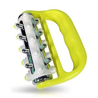 肌肉按摩滾輪 手持按摩器 緩解身體壓力 用於消脂和肌肉鬆弛 | 蝦皮購物