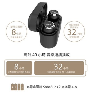 Dashbon SonaBuds 2 藍牙 5.0 全無線藍牙耳機(單耳)   蝦皮購物