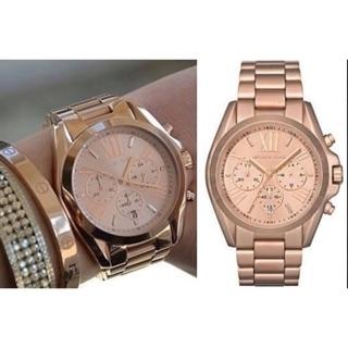 美國品牌玫瑰金MK手錶 | 蝦皮購物