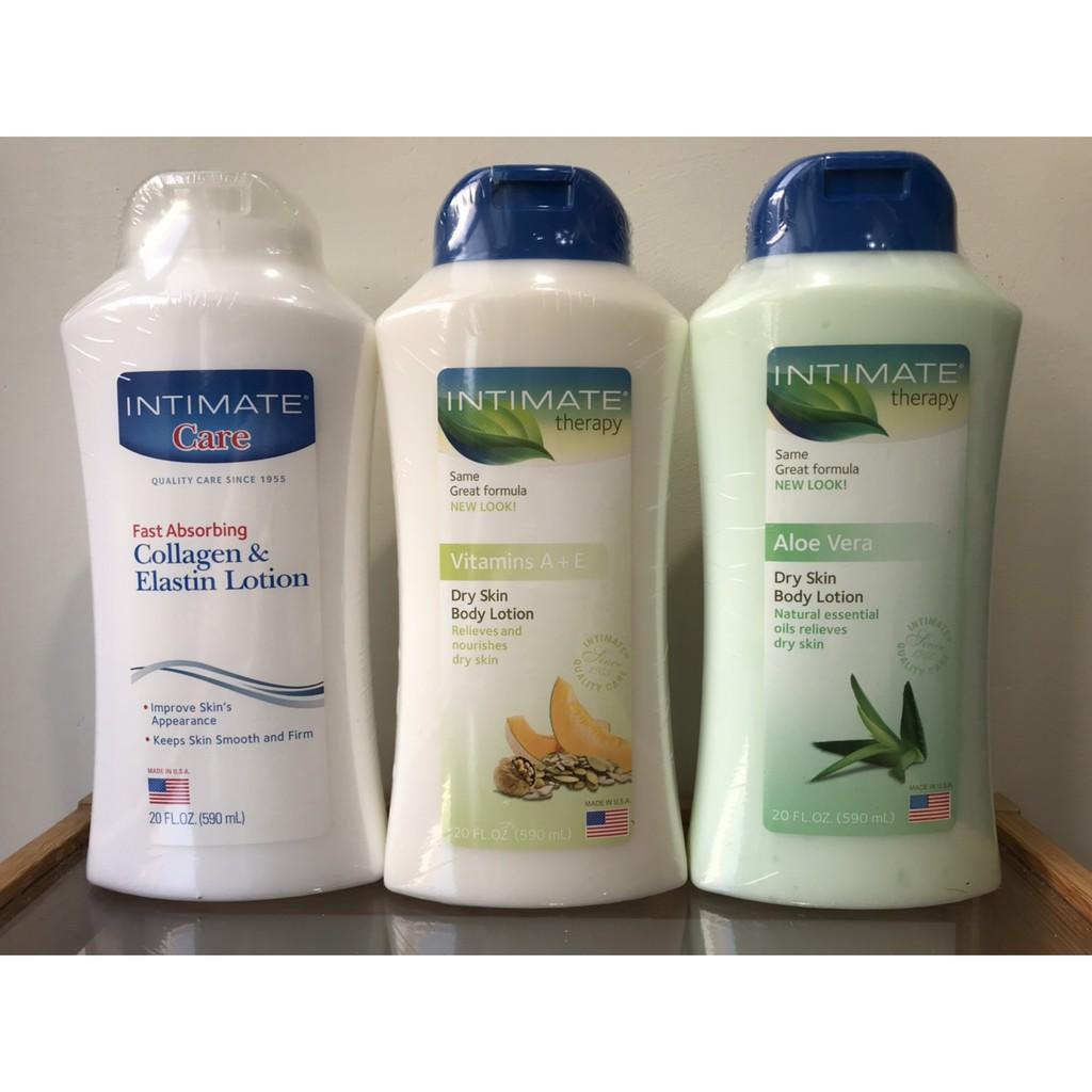美國茵她美 Intimate身體保濕乳液 590ml | Shopee 蝦皮購物