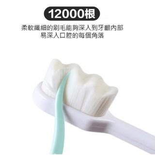 日本熱銷 萬毛牙刷 12000根 超柔軟牙刷 軟毛牙刷 微納米牙刷 成人牙刷 護齦牙刷 萬根軟毛牙刷 牙刷   蝦皮購物