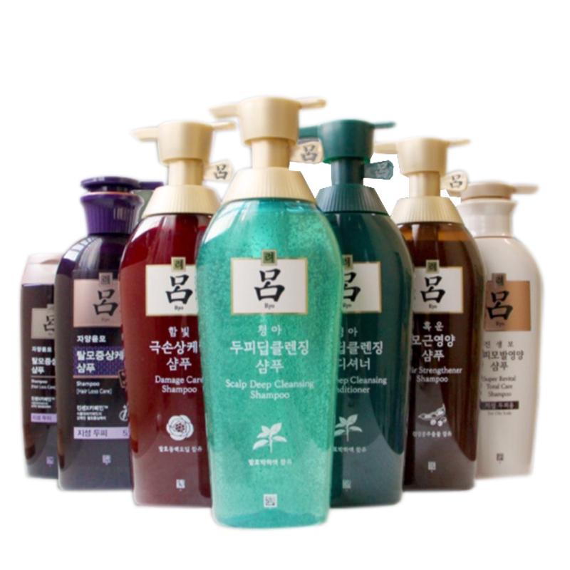 韓國 呂Ryo 洗髮精 潤髮乳 增量瓶 護髮 控油 護髮膜 500ml【P0020】   蝦皮購物