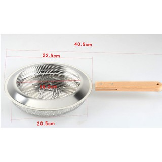 免運咖啡豆烘焙手網 韓式烘豆手網不鏽鋼網手搖網【喜奈而】以售完可參考另一款 | 蝦皮購物