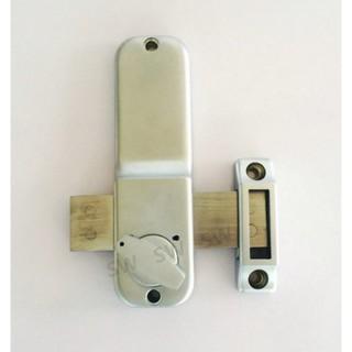機械密碼鎖 SW258 鋅合金 密碼鎖 大門鎖 機械鎖 按鍵密碼 門鎖 防盜鎖 無鑰匙防水防潮門鎖 可更換密碼 | 蝦皮購物