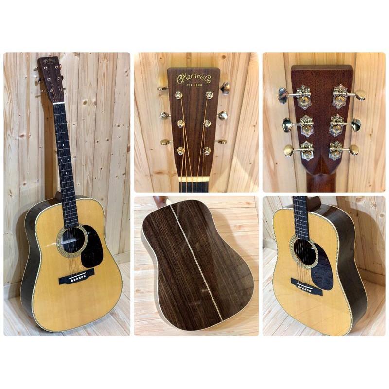 【又昇樂器 . 音響】美國 Martin D28 美廠全單板 木吉他 含原廠硬盒 | 蝦皮購物