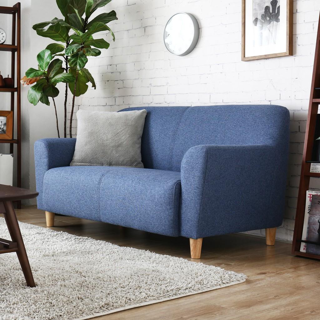 H&D 東稻家居︱布古日式雙人沙發-3色【8064A】 | 蝦皮購物