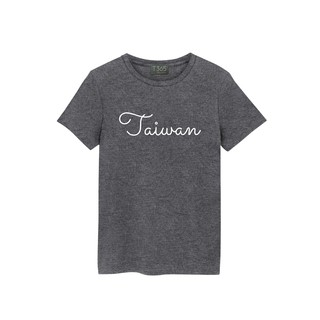 T365 TAIWAN 臺灣 臺灣 愛臺灣 單字 國家 可愛 草寫 英文 黑白 T恤 男女皆可穿 下單備註尺寸 短T | 蝦皮購物