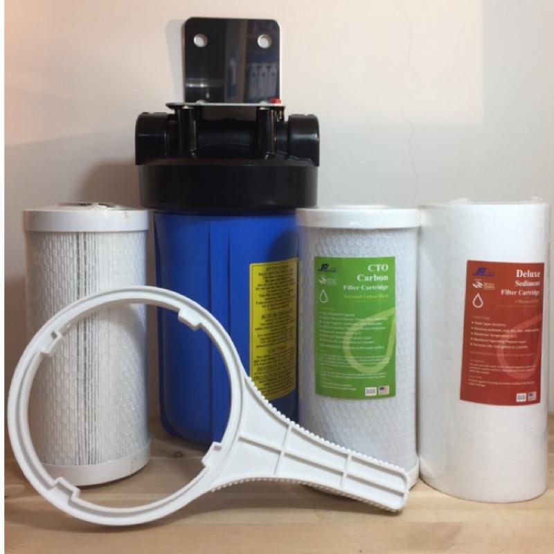 10吋大胖濾水器-團購與PTT推薦-2020年9月|飛比價格