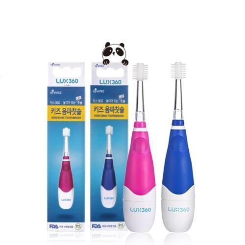 日本 VIVATEC Lux360度幼童電動牙刷 | 蝦皮購物