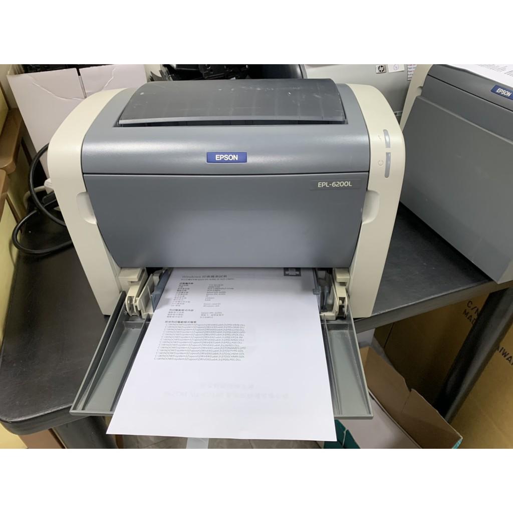 印表機 EPSON EPL-6200L-團購與PTT推薦-2020年8月 飛比價格