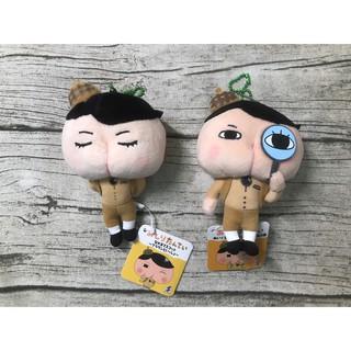 『現貨』日本 正品 屁屁偵探 屁屁 偵探 玩偶 吊飾 娃娃 正版 布偶 珠鏈 全新有吊牌 | 蝦皮購物