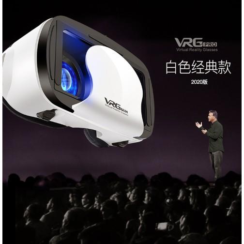 2020 VR眼鏡大螢幕手機用 VRG眼睛盒子遊戲 VRG立體 VRG虛擬現實盒子3D | 蝦皮購物