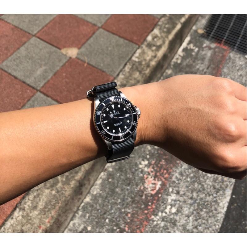 ROLEX尼龍錶帶-團購與PTT推薦-2020年7月|飛比價格