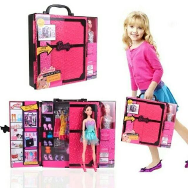 芭比娃娃夢幻衣櫥-團購與PTT推薦-2020年7月 飛比價格