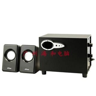 【熱賣推薦】技拓2806 有線USB供電 迷你三件套小音箱批發 2.1電腦3.5孔小音響   蝦皮購物